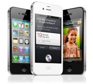 iPhone 5g 5s blanco y negro