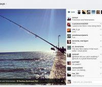 Instagram: plataforma web para ordenadores