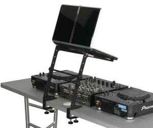 stand laptop dj