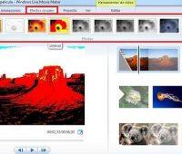 Acelerar las imágenes de vídeo en Windows Movie Maker (Tutorial)