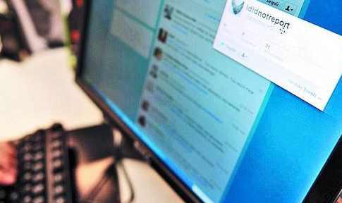 reportar en twitter tutorial