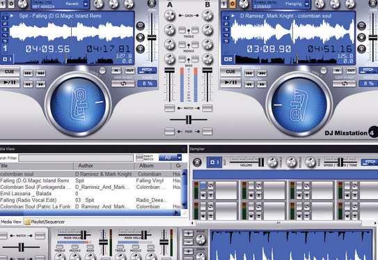 dj ejay mixtation