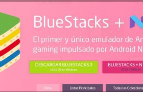 blueStacks emulador windows de android