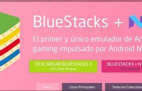 blueStacks emulador windows de android